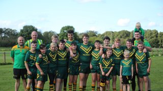 U13s at Wetherby - Sept 17