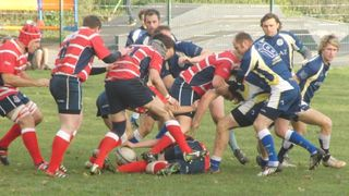 First XV Away to Lymington 03/12