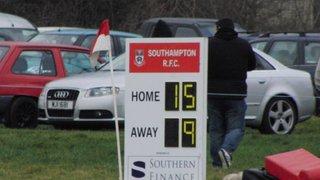 Southampton v Aldershot 28/1/12