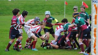 Wetherby U11s v Moortown and Selby