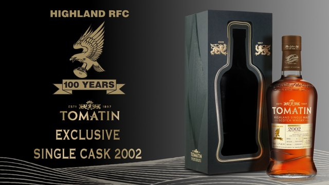Tomatin Exclusive Single Cask 2002 ON SALE NOW!