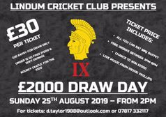 2K Draw Day at Lindum