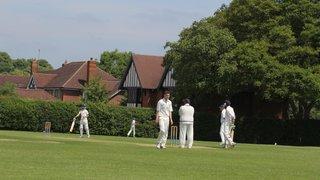 Fourth Team v Farnham Common, June 2018