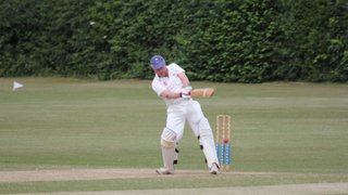 Fours Defeated But Not Beaten