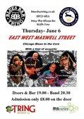 June 6 @ The Blues Bar
