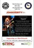 June 20 @ The Blues Bar