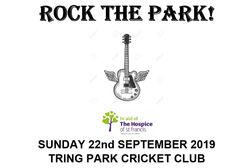 Rock The Park - Sunday, September 22