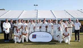 Tring Beat Taverners In Thriller