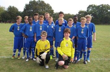 Grays Athletic U13 (2011 -2012) EJA