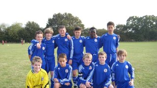 Grays Athletic U13 (2011 - 2012) EJA