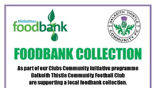 Dalkeith Thistle Community Football Club - Community Initative Programme