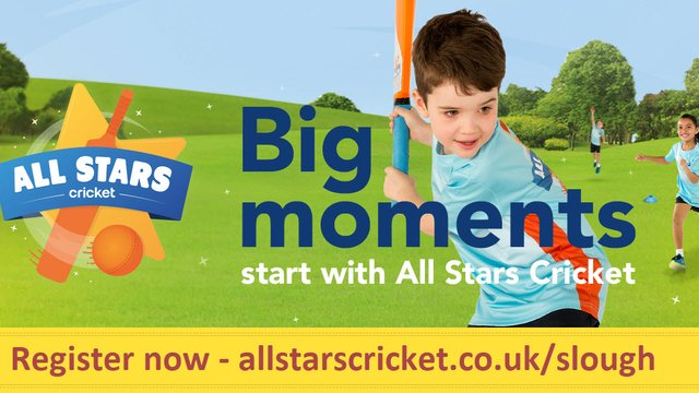All Stars Cricket Session @ Slough CC