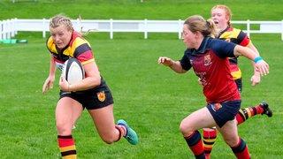 Harrogate Ladies go top after resounding 53-0 win