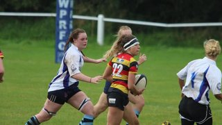 Harrogate Ladies II battle on through injuries to fight back at a well drilled Winnington Park