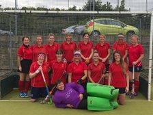 Division 1: Gravesend Ladies 1's v Gillingham Anchorians Ladies 1st XI (3-5)
