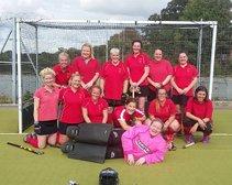Division 4: Gravesend Ladies 2's v Gillingham Anchorians Ladies 3rd XI vs (1-0)