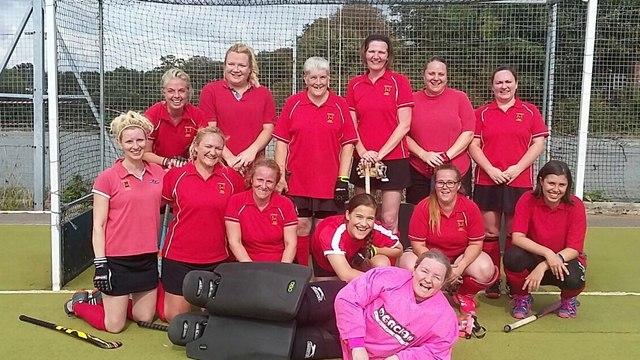 MATCH REPORT: Division 4: Gravesend Ladies 2's v K Sports (Cobdown) HC Ladies 2s (2-5)