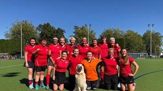 Gravesend Ladies 1's v Sevenoaks Ladies' 5s (1-1) 21st September 2019