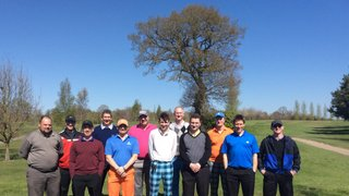 10th June Club Golf Day