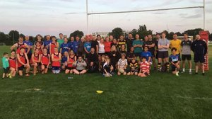Touch Rugby Fixture @ Wasps, Thursday 20th July