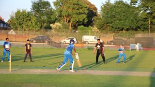 Bexleyheath Interclub Cricket match - 01-06-17