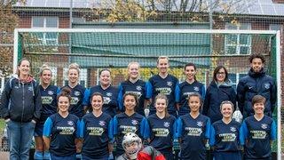 Leek Ladies 1XI v Birmingham Uni 29/11/17