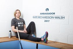 Catch Kate Richardson-Walsh answering your questions in our Q&A session.