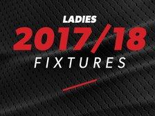 2017/2018 Ladies Fixtures