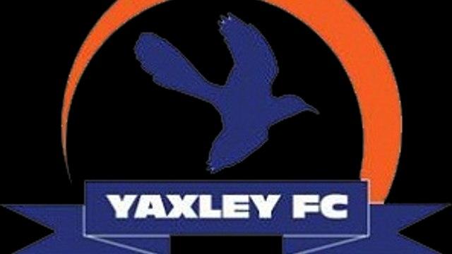 Next Up - Yaxley