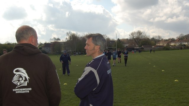 Colts Training Session 11th April 2021