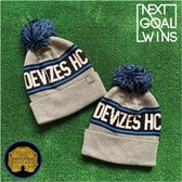 Devizes Hockey Bobble Hats - now available!!   £15 per hat  & they will be available at pitchside on Saturday at the Junior training from 9am!!