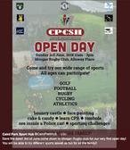 Caird Park Community Sports Hub Event