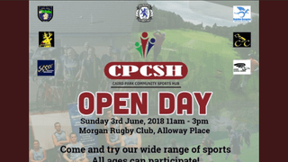 Caird Park Community Sports Hub Event