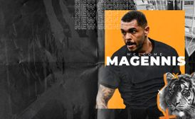 HULL CITY SIGN JOSH MAGENNIS