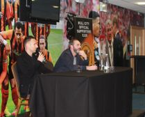 Our Brilliant Guests Marc Pugh and John Eyre