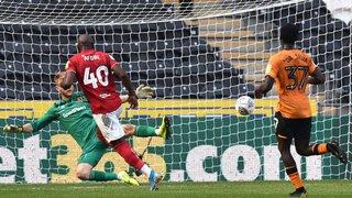 Hull City vs Bristol City Match Report - 24/8/19