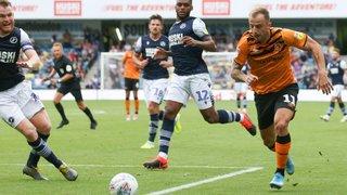 Millwall vs Hull City Match Report