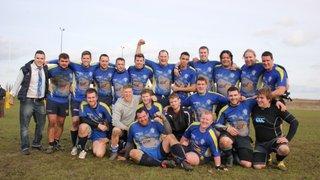 Lions 2's -v- Peterborough