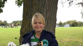 Player of The Match vs Woburn & Wavendon Lionesses 09.09.17