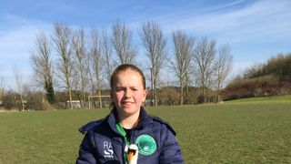 Player of The Match vs Leighton United Girls - 24.02.18