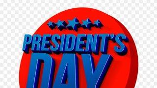 President's Day 2019