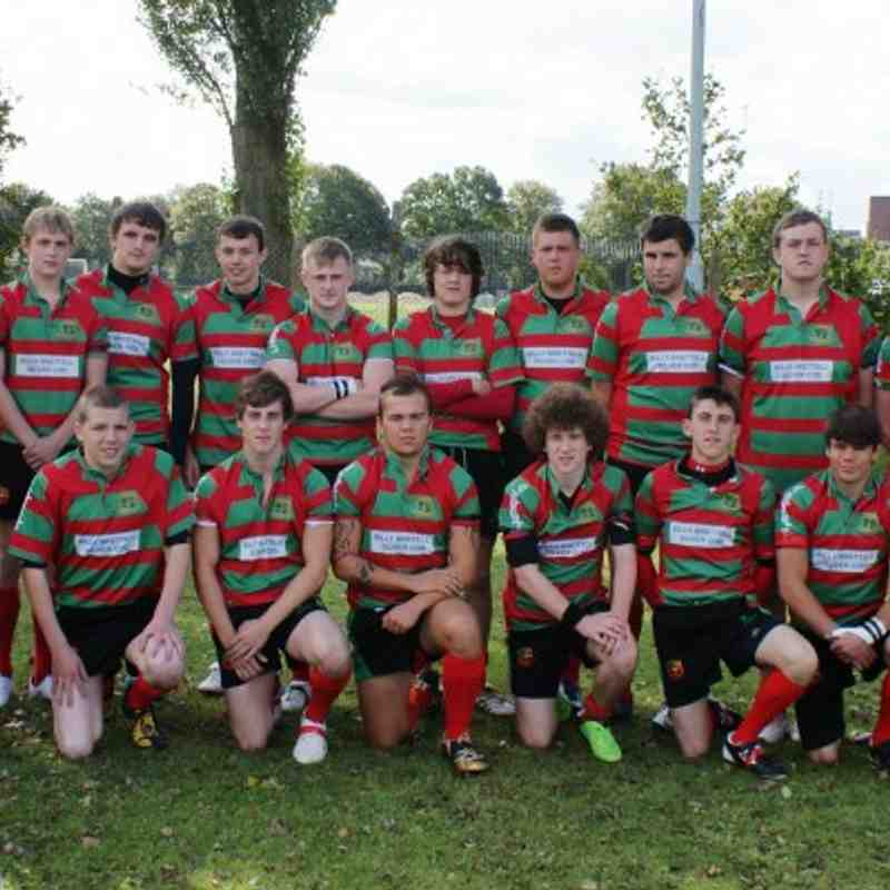 Myton Warriors U18 2010/11