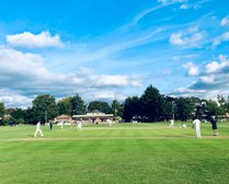 Return to Cricket - And Feature on Sky Sports!