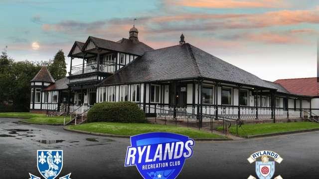 Rylands Recreation Club Announcement...
