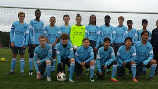 Whiteknights Blue  vs Woodley Utd U16 Hurricanes