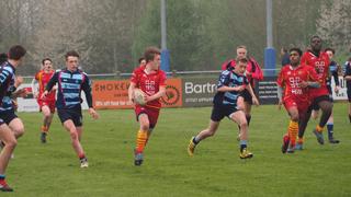 Cambridge U16 50 - 17 Bedford Blues