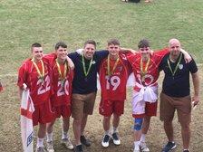 England U19 win the U20 European Championships with TLC involved!