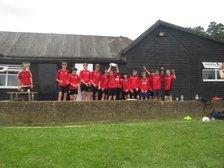 Under 17s  / U18s 2 - 1 Petts Wood Kestrels