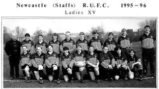 Newcastle (Staffs) RUFC Ladies Rugby
