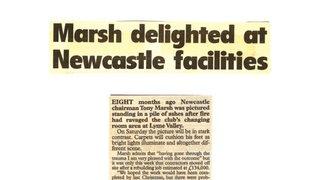 Club Arson Attack September 1999
